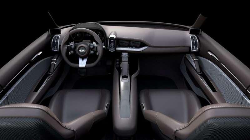 KiaNovo Concept_Interior 1