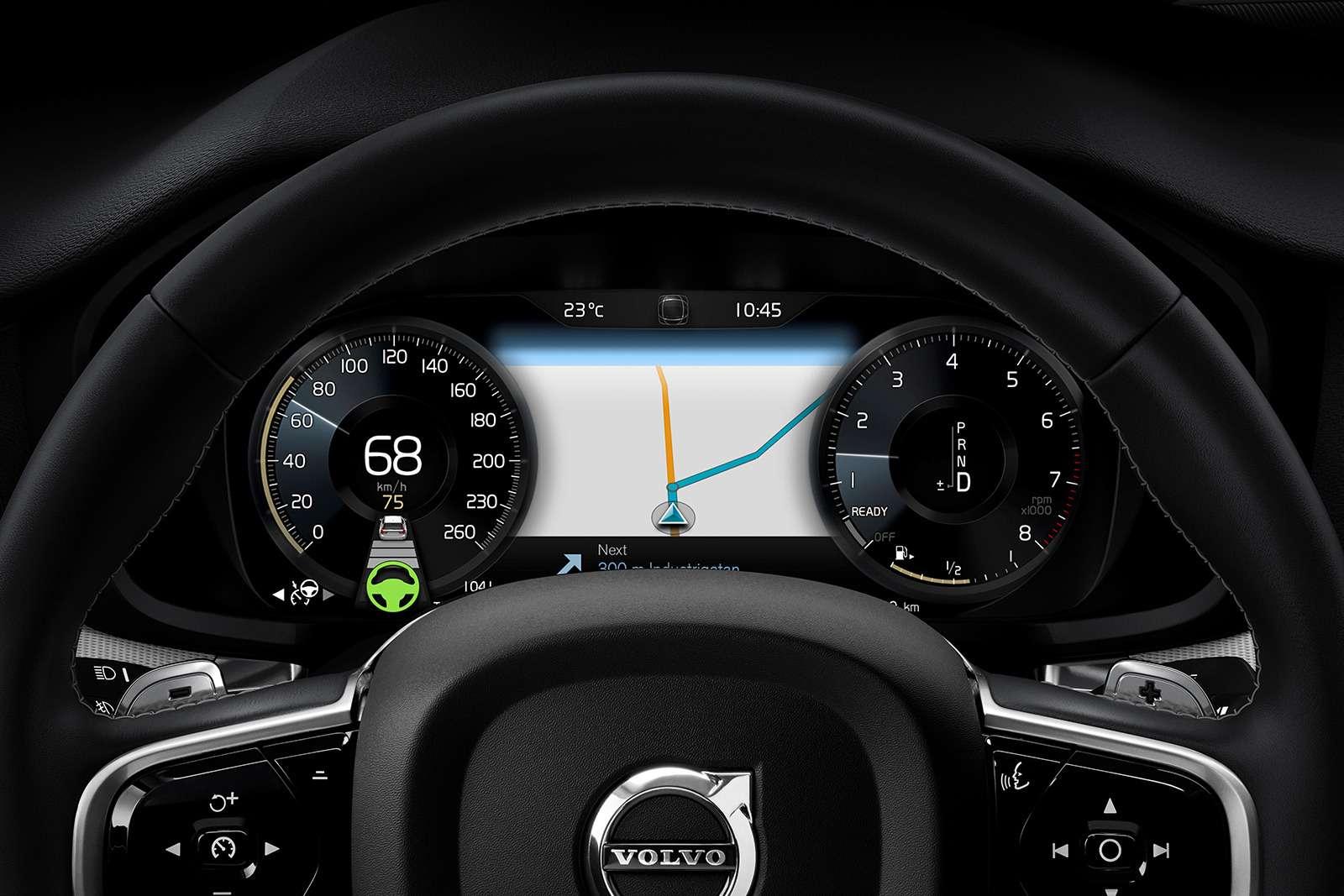 Новый Volvo S60: динамичный ироскошный. Ждем вРоссии!— фото 880615