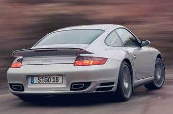 Первые официальные фотографии нового Porsсhe 911 Turbo— фото 106652