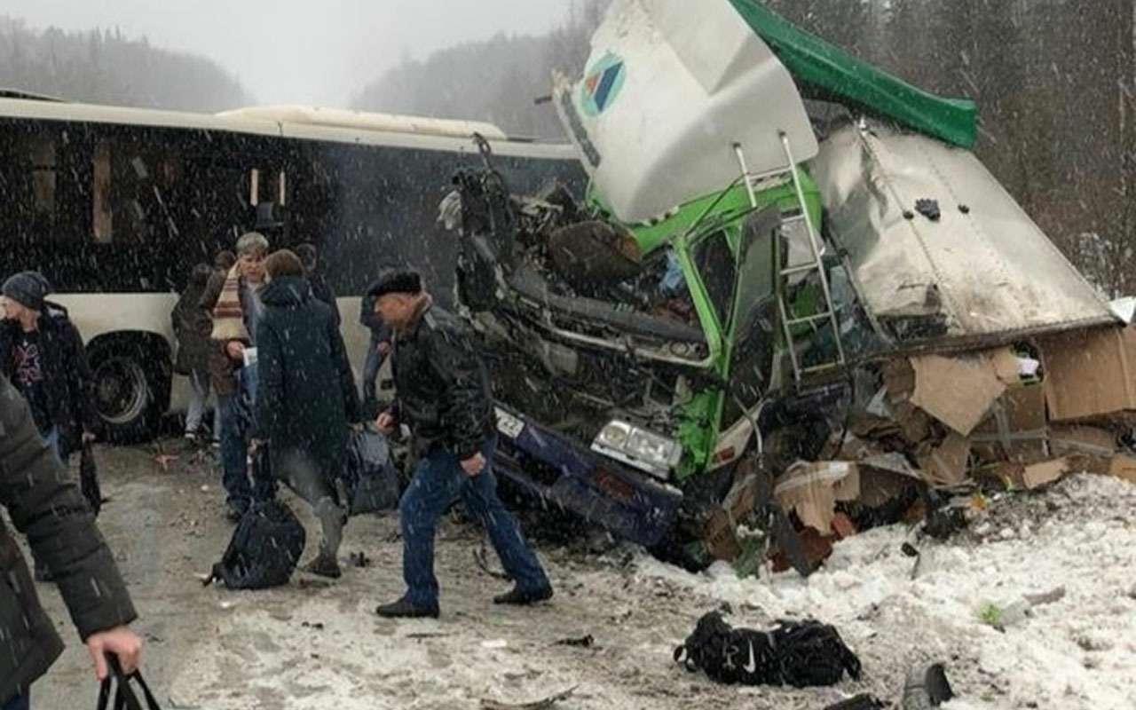 41человек пострадал ваварии савтобусом. Страшные фото— фото 1082603