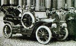 Нагель впробеге наавтомобиле  Брасьер