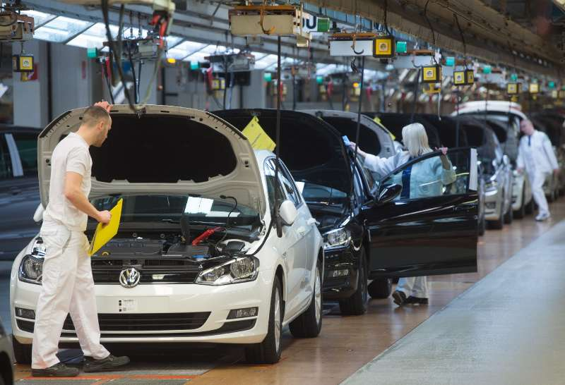 Volkswagen AGtoannounce business results