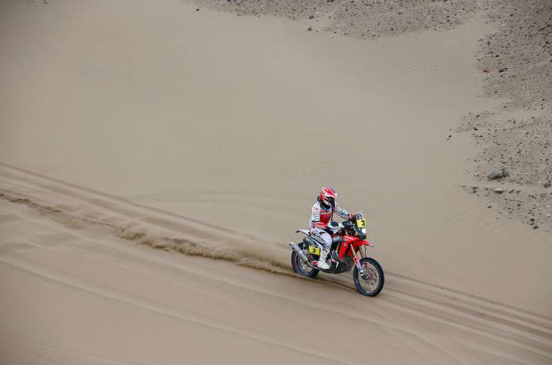 MOTORSPORT —  DAKAR 2014 PART 2