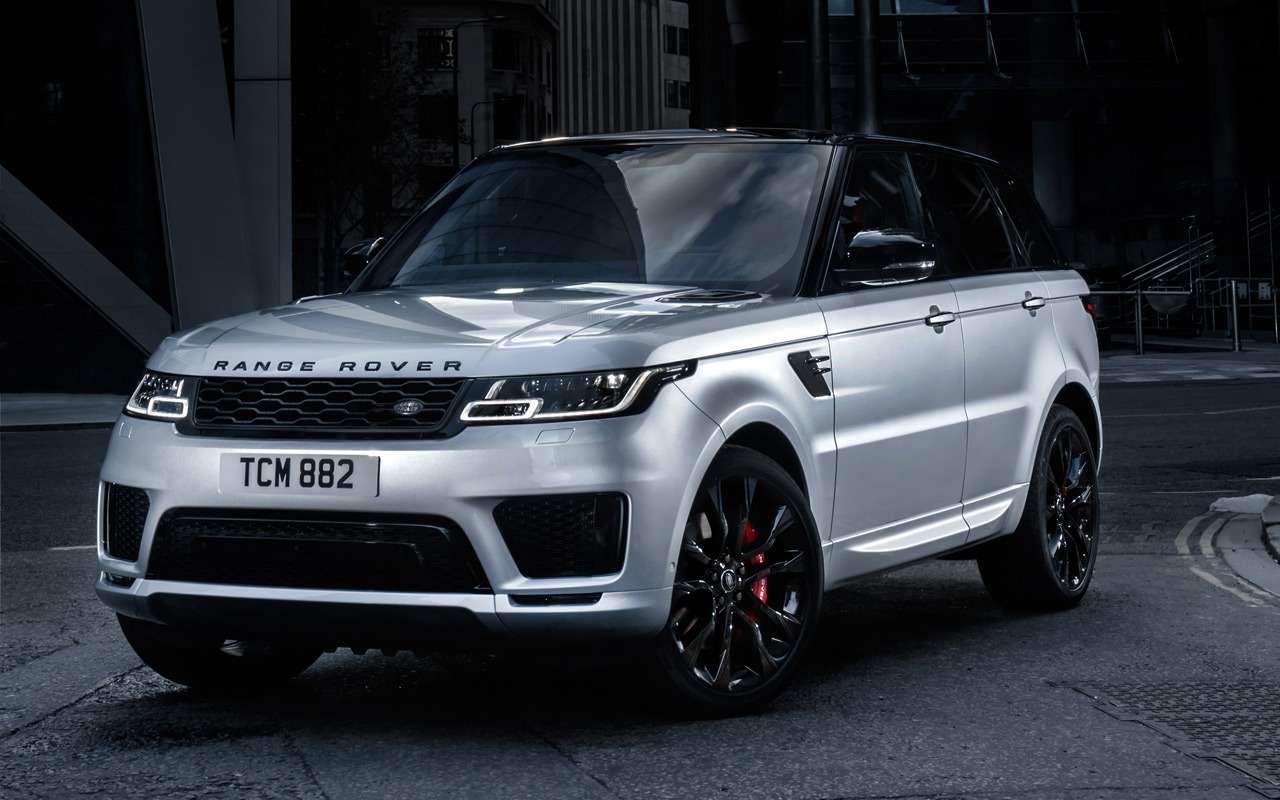Range Rover Sport получил новую 400-сильную версию— фото 949004