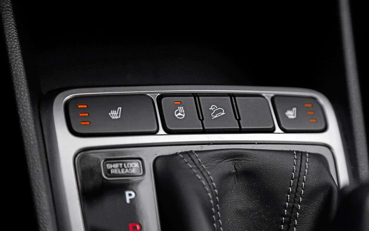 Лада XRAY Cross, Ford Ecosport иCreta: тест кроссоверов— фото 944605
