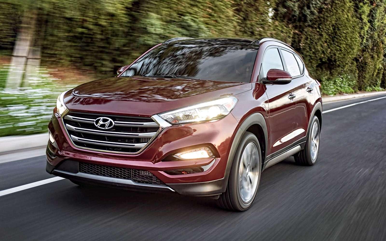 Новый Hyundai Tucson против подержанного премиума— фото 622931