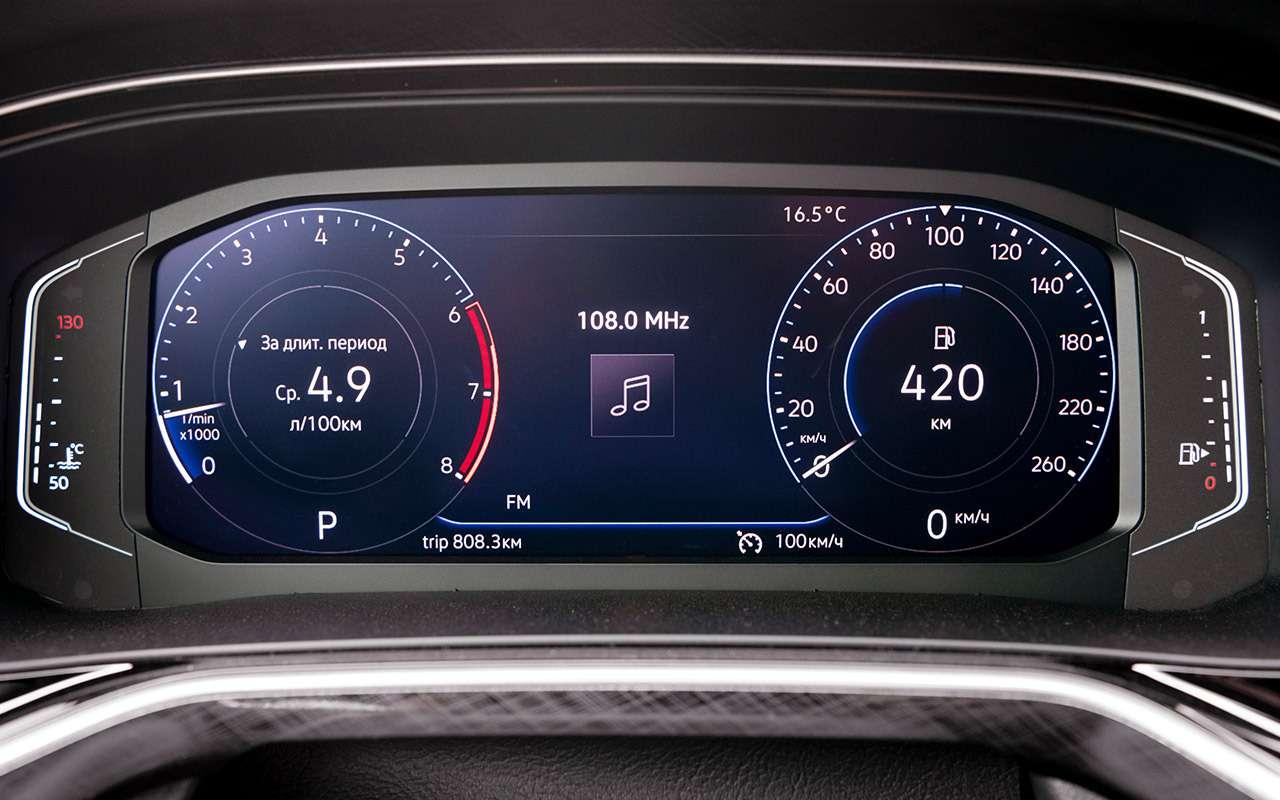 Новый VW Polo с турбо и DSG: 6 важных отличий - фото 1172111