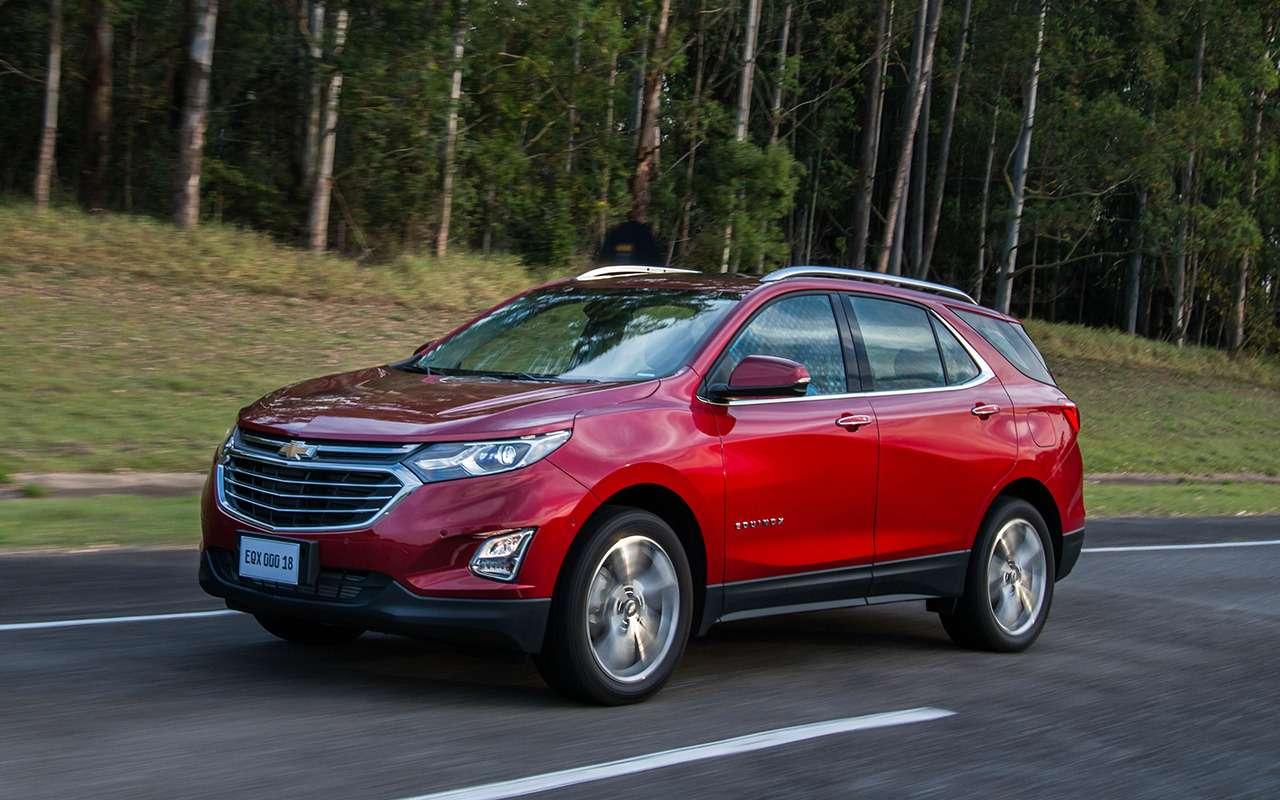 9 крутых моделей Chevrolet, которых некупить вРоссии— фото 904285
