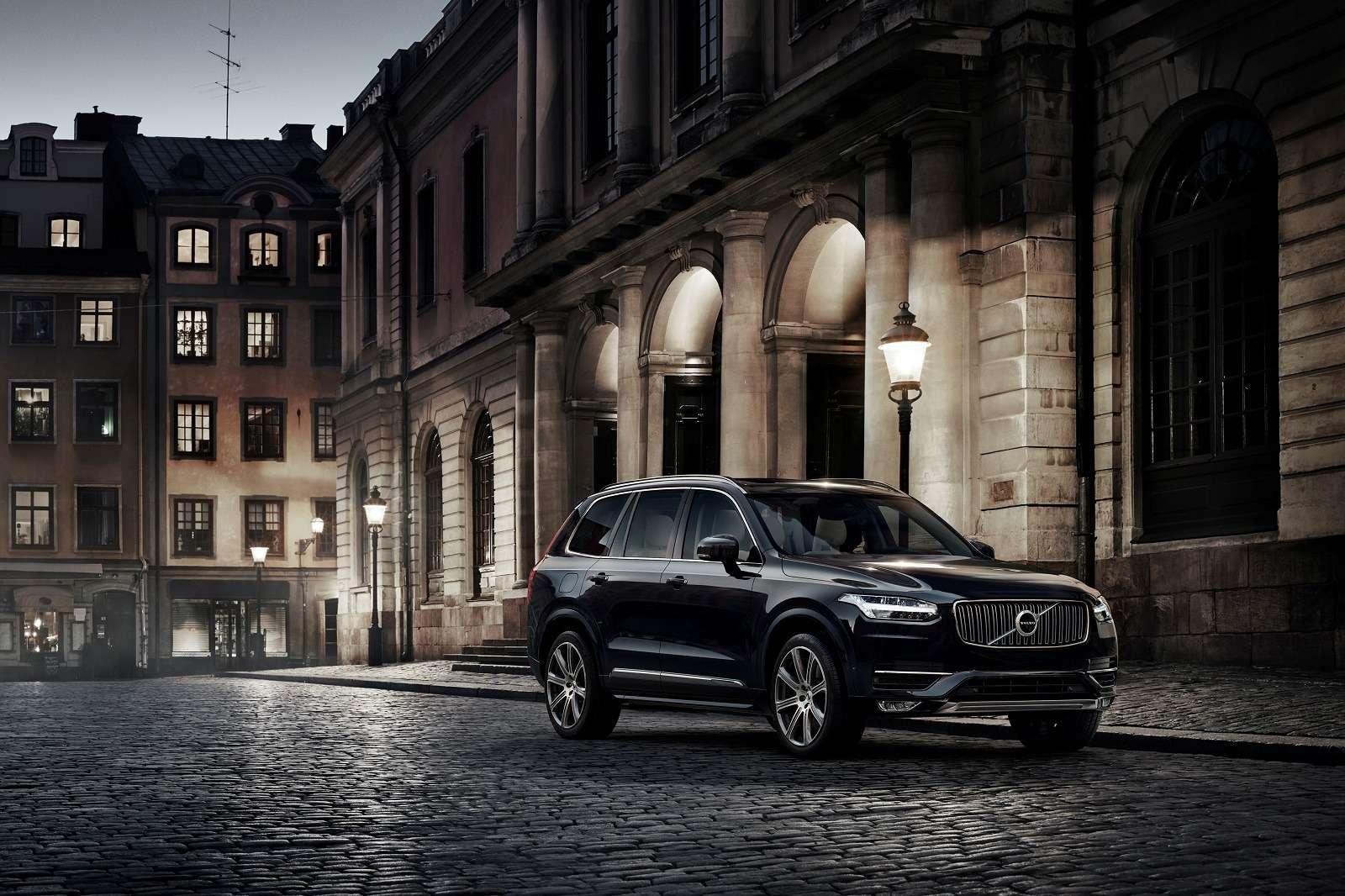 Покупатели изРоссии будут вчисле первых владельцев нового Volvo XC90— фото 364449