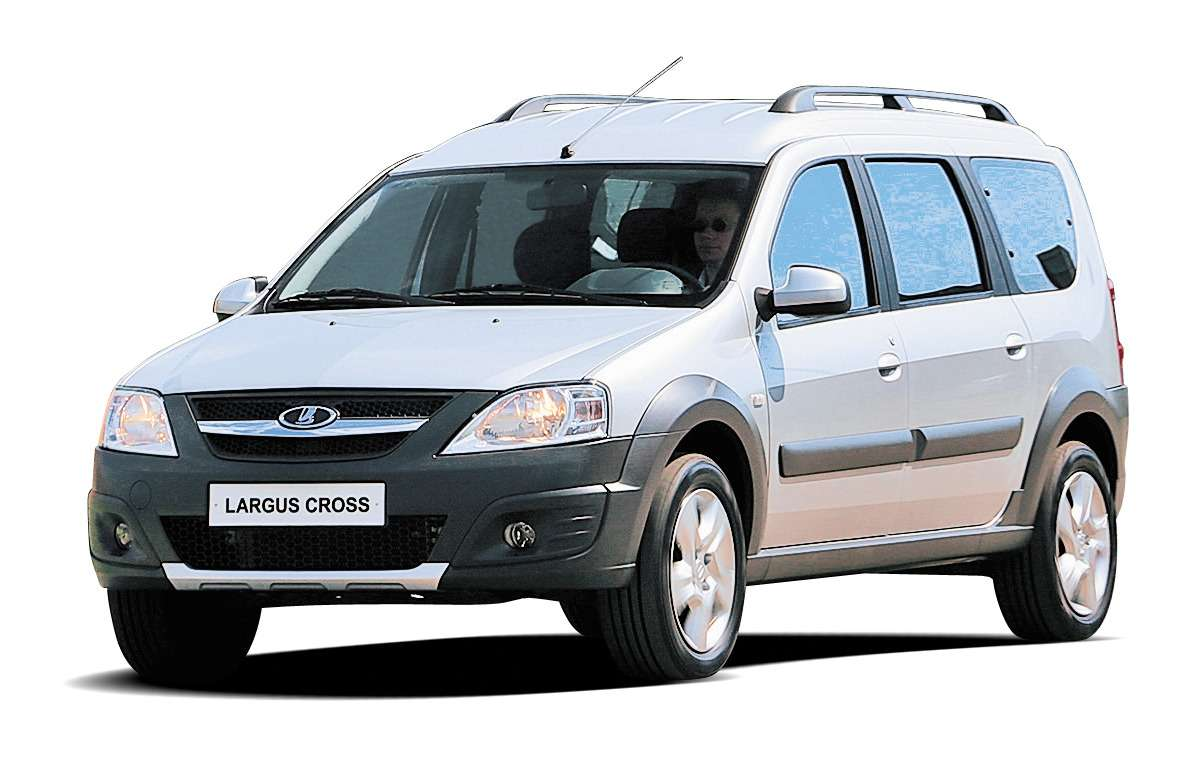 Lada Largus Cross