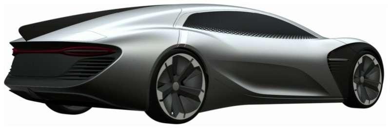 Таквыглядит будущее: новый Volkswagen дебютировал винтернете— фото 650576