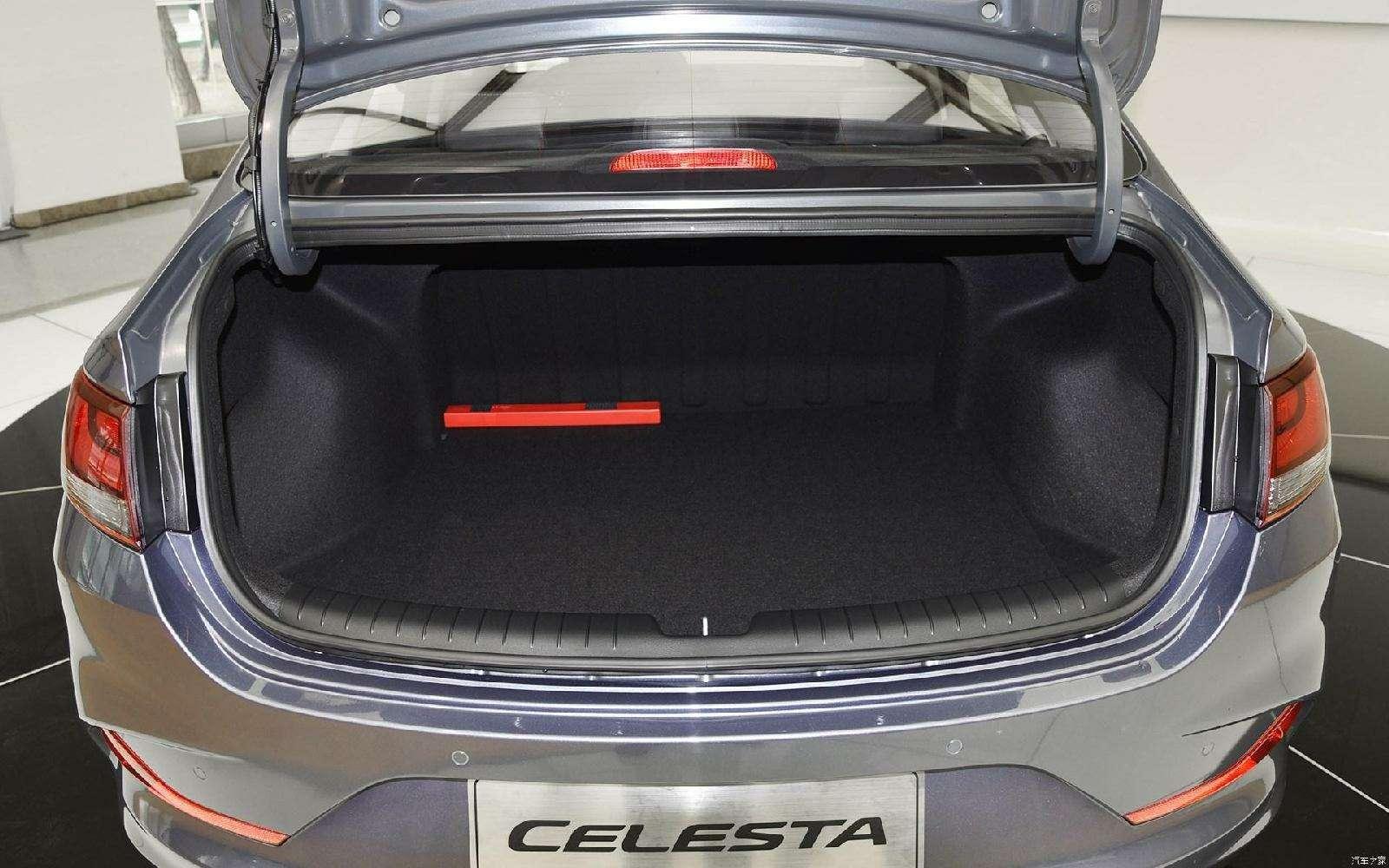 Выросла изСоляриса: Hyundai Celesta метит вбестселлеры— фото 724831