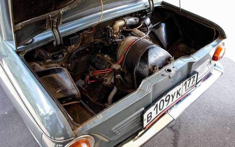 Двигатель ЗАЗ-966