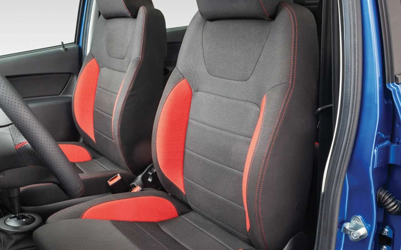 Объявлены цены наLada Granta Drive Active— фото 994999