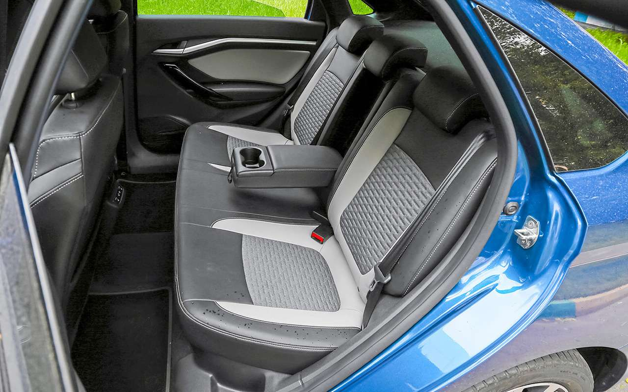 Chevrolet Cobalt иЛада Веста— большой тест— фото 1224478
