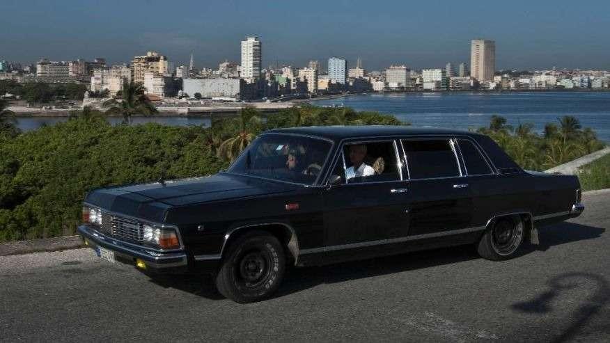 ВАЗ-2108и другие автомобили Фиделя Кастро— фото 670100