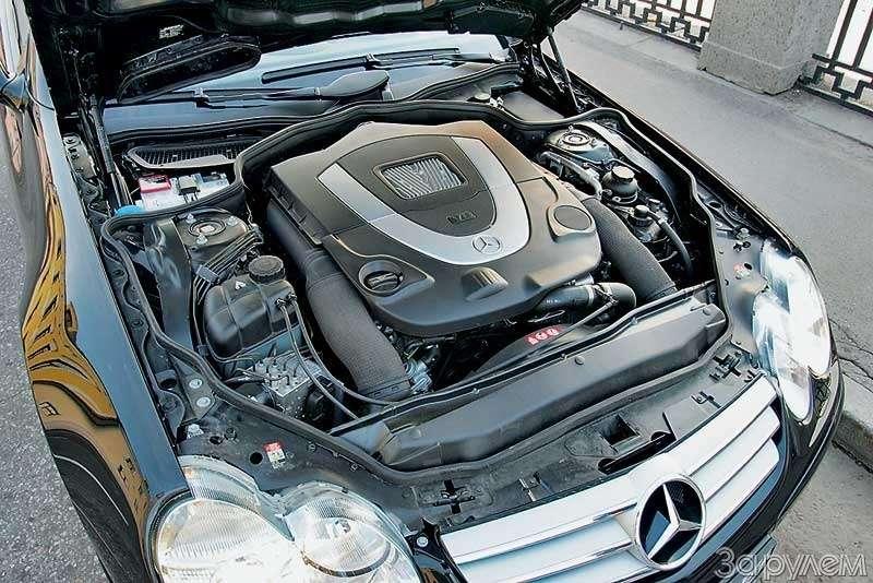 Тест Mercedes-Benz SL500. ЧТО МОГУТ КОРОЛИ— фото 68927