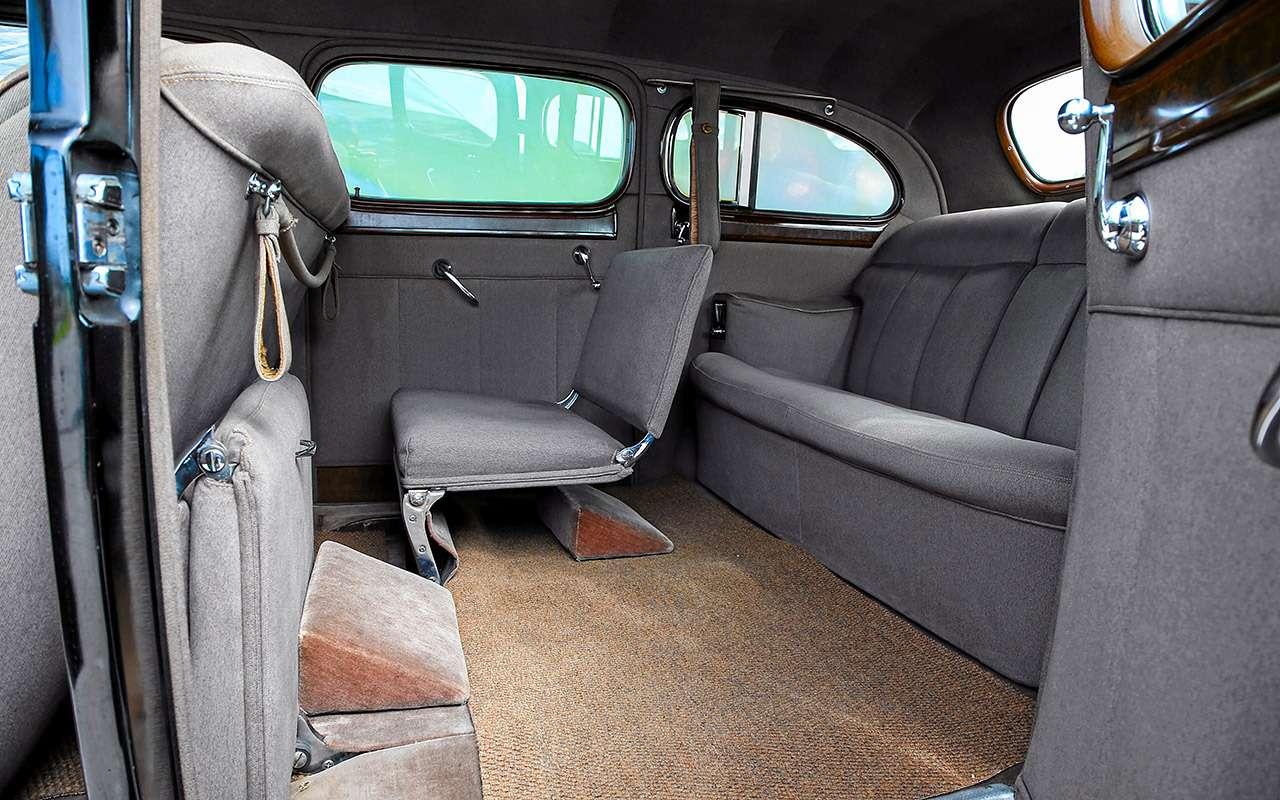 Packard Super Eight 1939: связей сэтим иностранцем можно небояться!— фото 893698