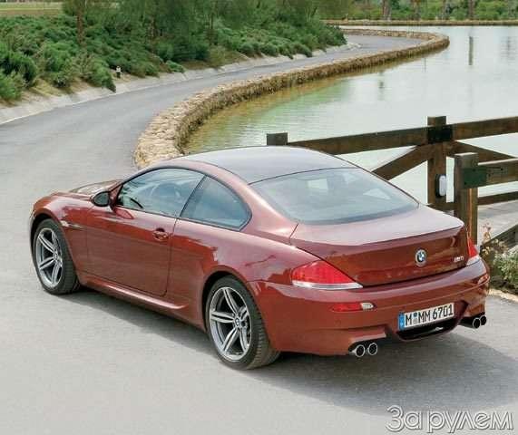 BMWM6. Благородный исильный— фото 56525
