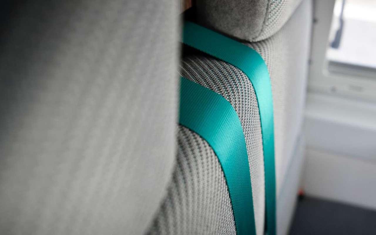 Автодом натроих: Peugeot Boxer вновом исполнении— фото 1055250