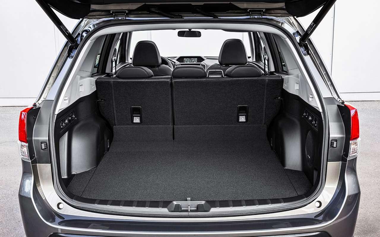 Новый Subaru Forester— тест-драйв без наддувательства— фото 930685