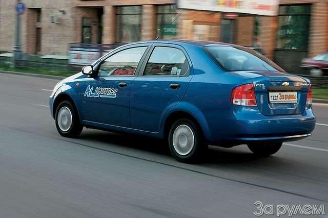 Тест Lada Kalina, Renault Logan, Chevrolet Aveo. Кому наРуси хорошо?— фото 57684