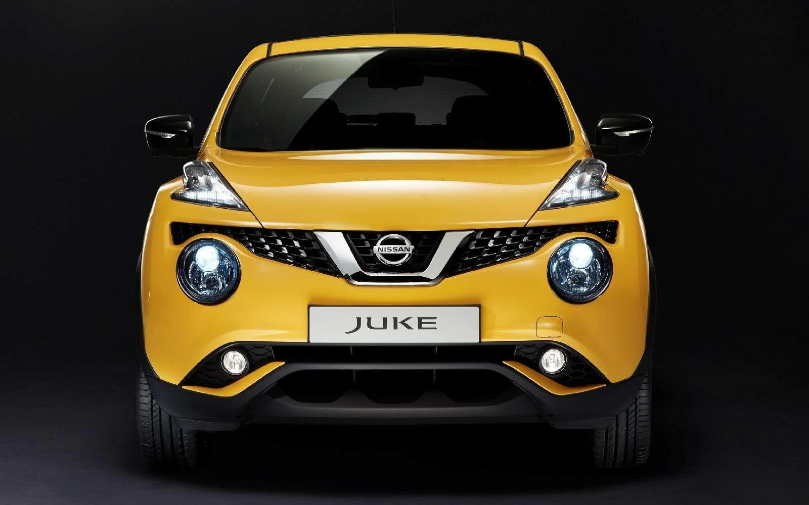 Nissan Juke вернулся вРоссию. Цена вряд лиобрадует— фото 771424