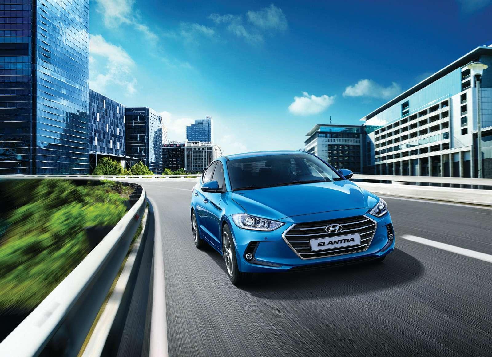 В России объявлены цены истартовали продажи новой Hyundai Elantra— фото 596820