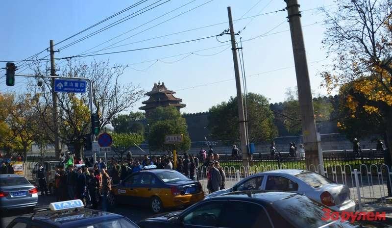 КаквПекине избавились отперманентных пробок zr.ru