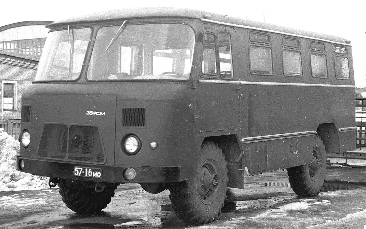 9 самых необычных советских автобусов (итроллейбусов)— фото 1258920