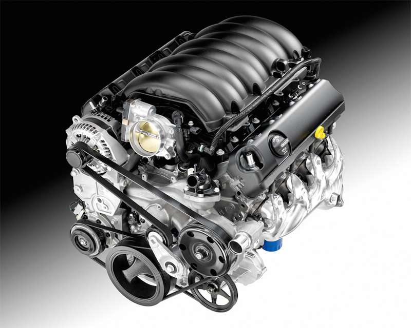 2014 6.2L V-8 EcoTec3AFM VVT DI (L86) for Chevrolet Silverado and GMC Sierra