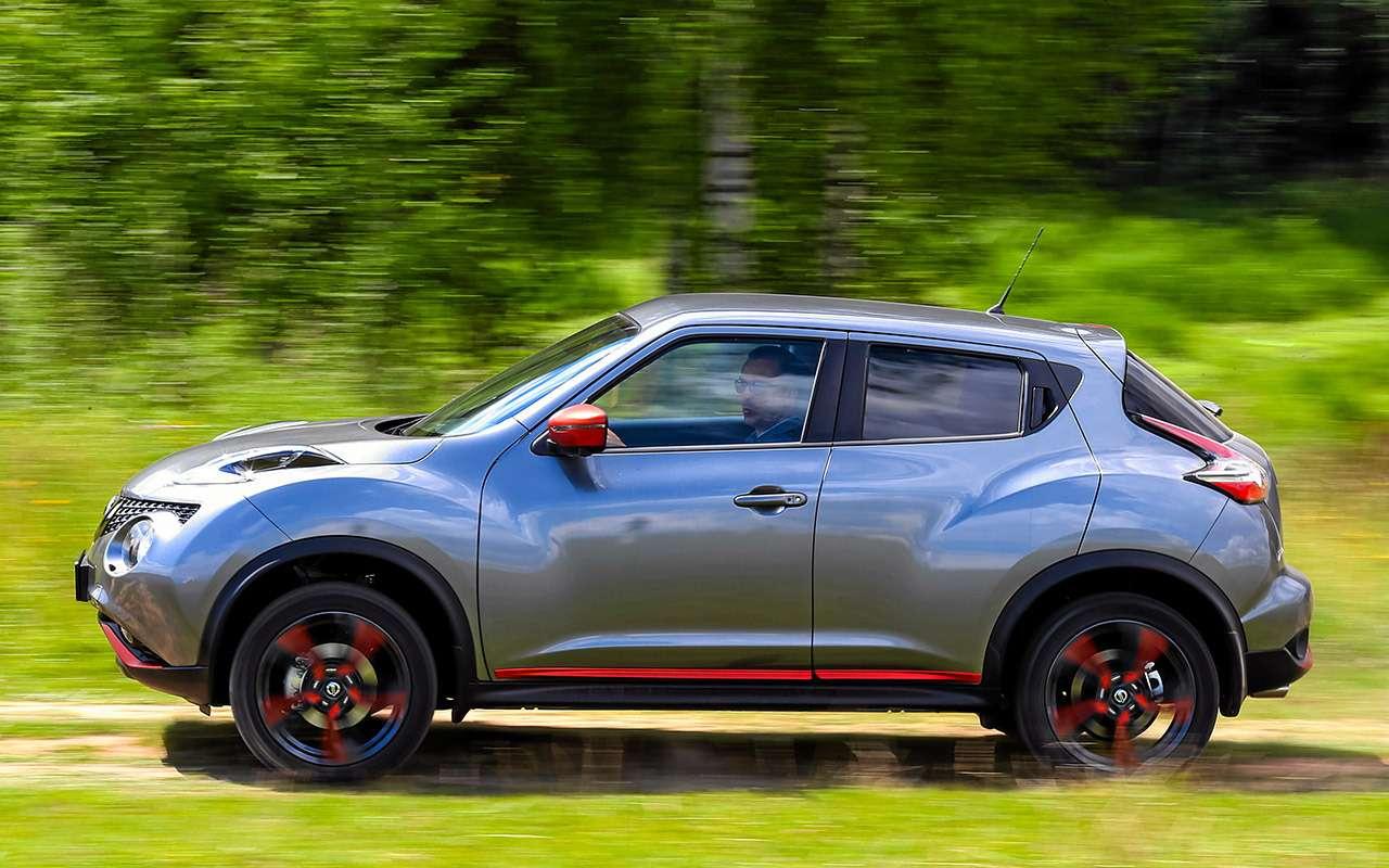 Toyota C-HR против других японских кроссоверов— большой тест-драйв— фото 902427