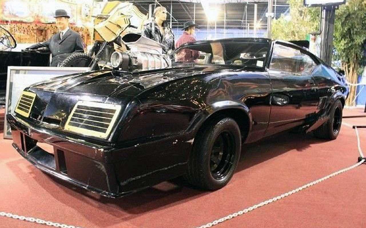 Автомобиль Безумного Макса выставят напродажу— фото 1087570