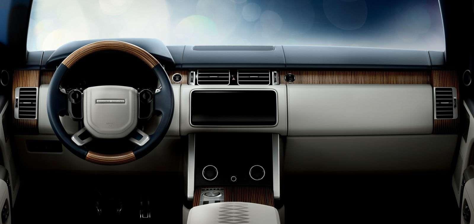 Range Rover SVCoupe: трехдверный, нонеукороченный!— фото 851200