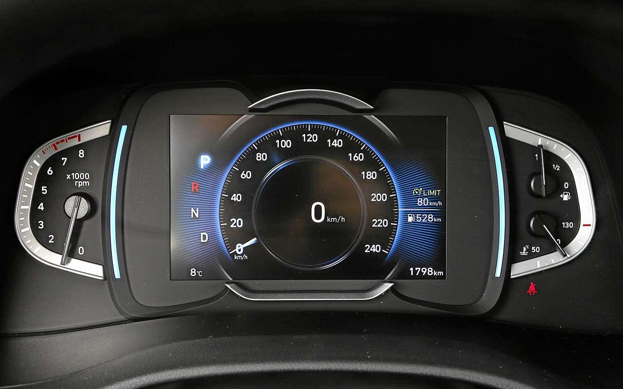 Hyundai Creta-2021: первый тест и интересные подробности - фото 1279211