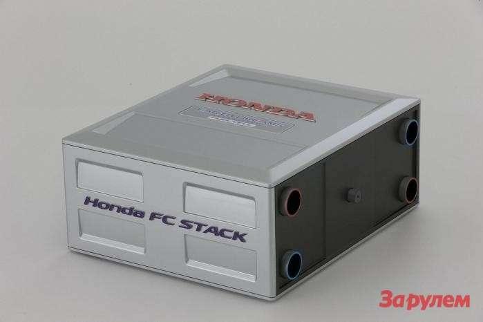 Honda FCEV Concept (электрохимический генератор)