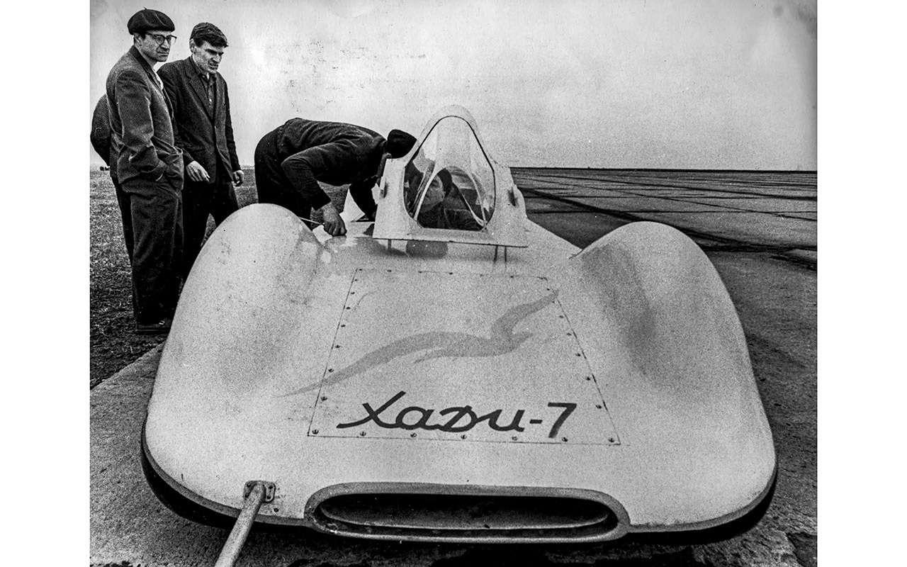 Автомобили савиационными двигателями— советские инетолько— фото 912937