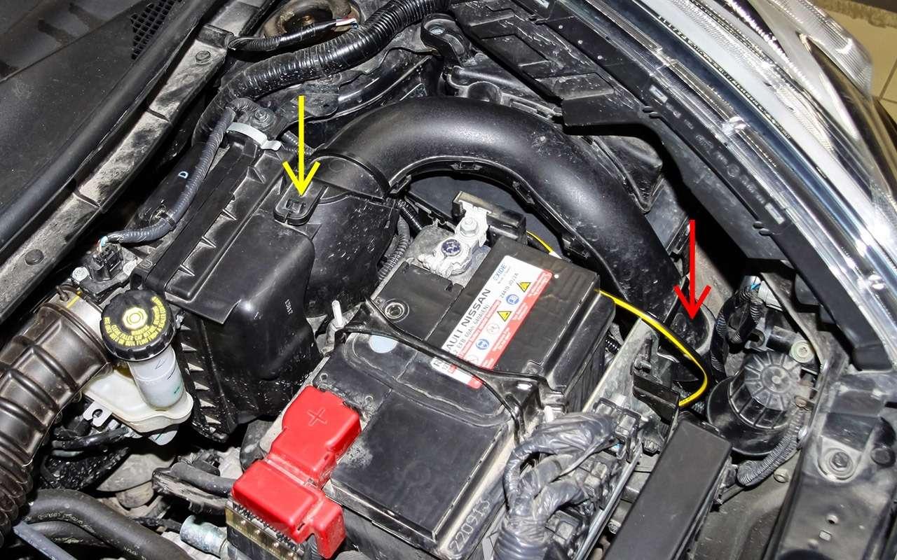 «Купил Ниссан— мучайся сним сам»!Проверяем Nissan Juke— фото 878367