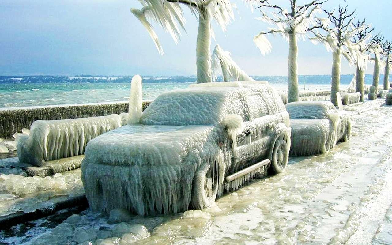 Замерз замок?! 5проверенных способов открыть машину!— фото 824473