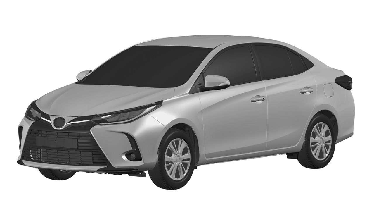Toyota везет вРоссию конкурента Весте иСолярису— фото 1218693
