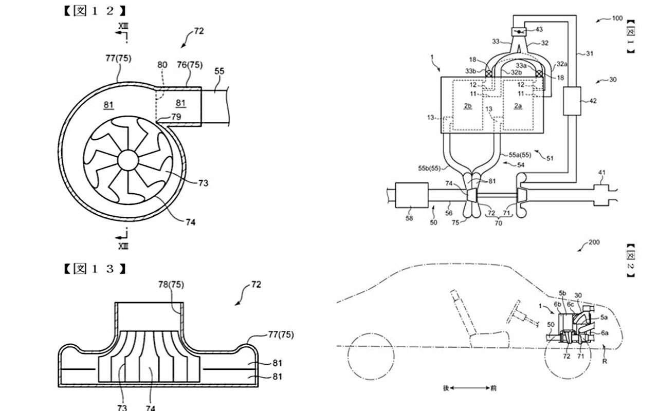 Новый роторный турбодвигатель Mazda готов!— фото 982665