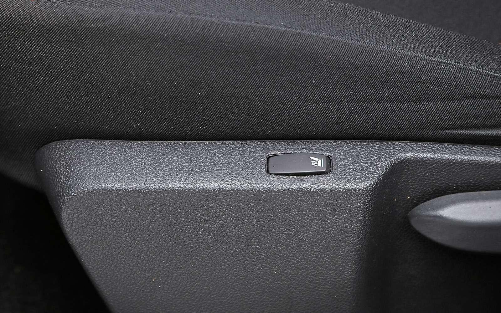Renault Kaptur изпарка ЗР: зимние расходы— фото 700133