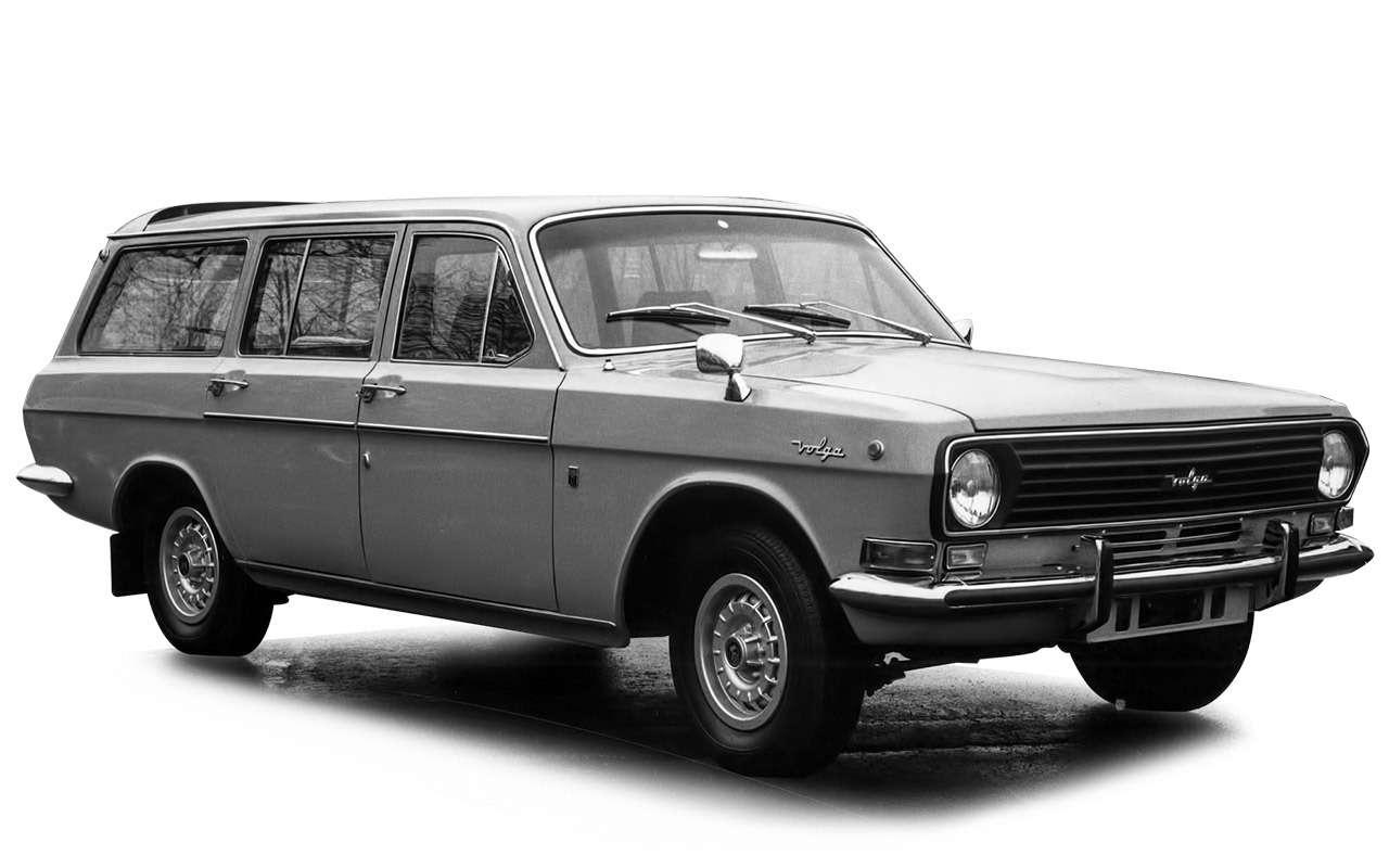 Самый желанный автомобиль вСССР: тест недоступной Волги— фото 992082