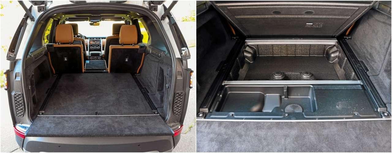 Новый VWTouareg, Land Rover Discovery иLexus RX350: большой тест-драйв— фото 899500