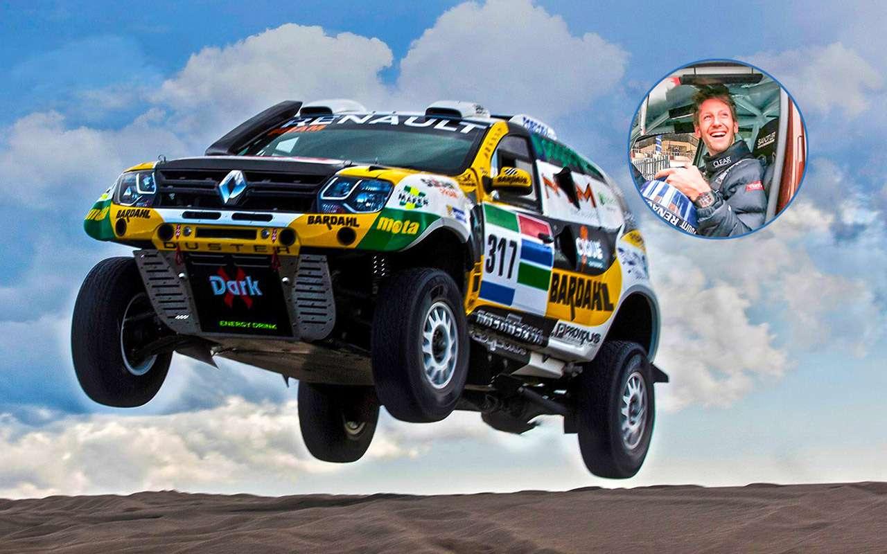 Renault Duster: пять лет продаж идесять удивительных фактов— фото 806200