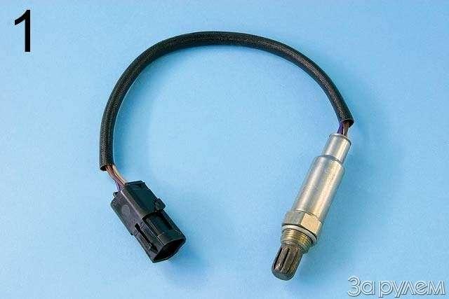 ЭКСПЕРТИЗА: датчики кислорода. Зондеркоманда— фото 63842