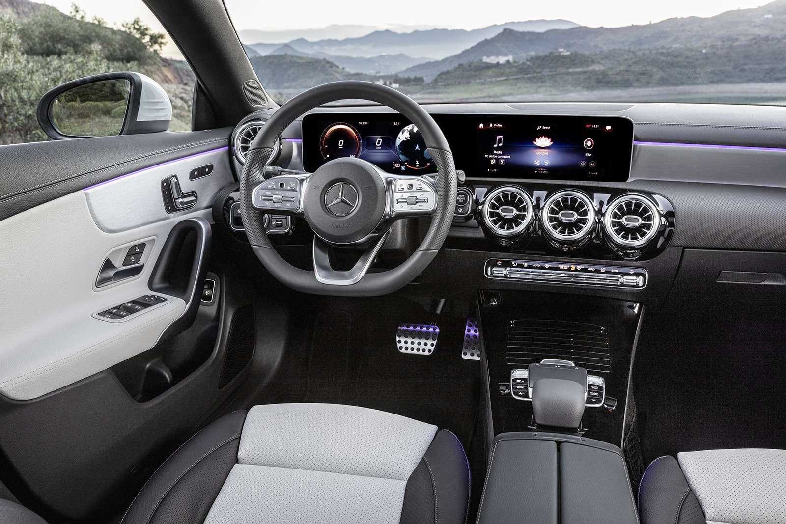 Новый Mercedes-Benz CLA Shooting Brake— все главные изменения— фото 954482