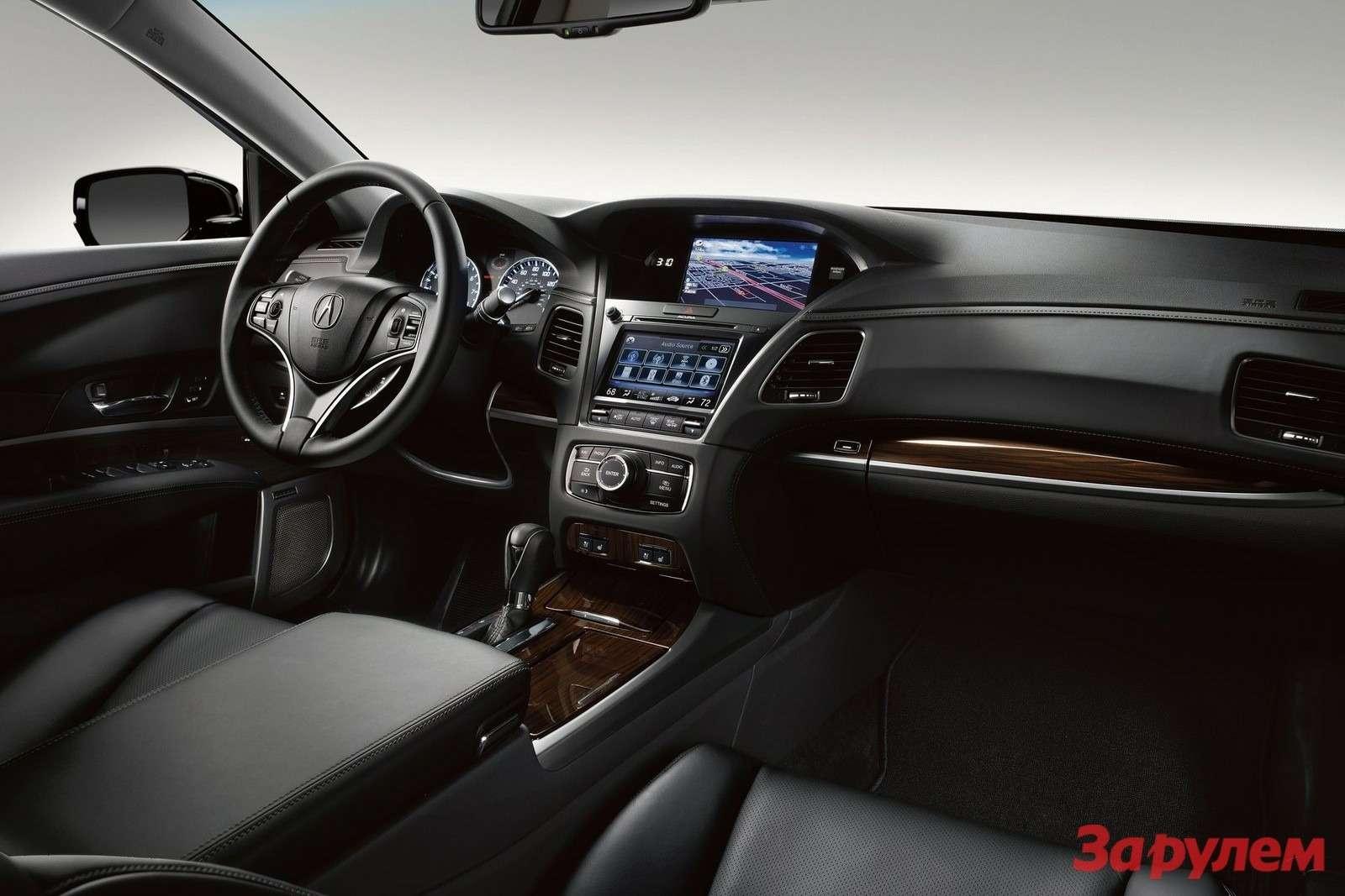Acura RLX 2014 1600x1200 wallpaper 57