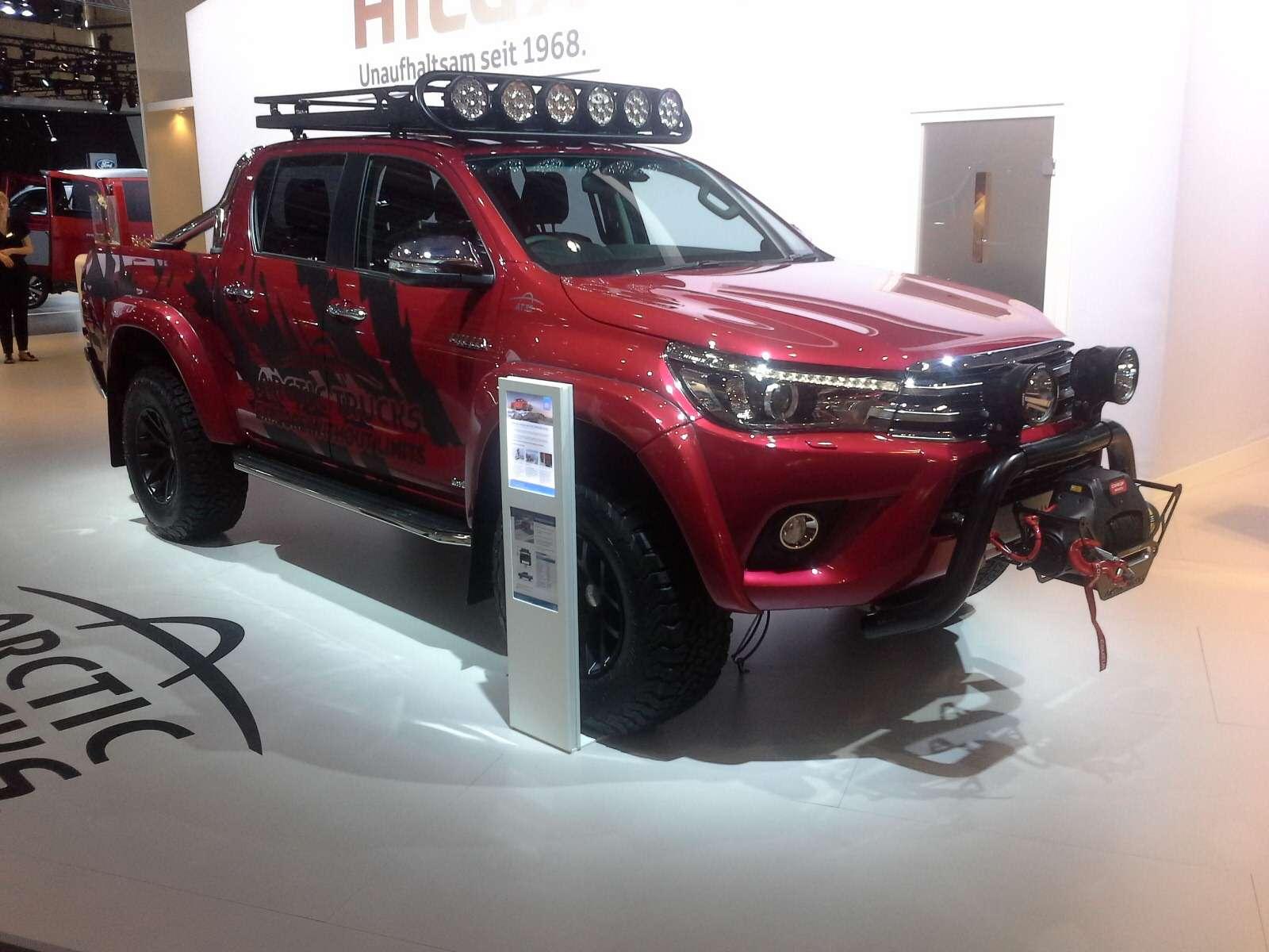 ГАЗон Next CNG идругие премьеры IAA-2016в Ганновере— фото 637727