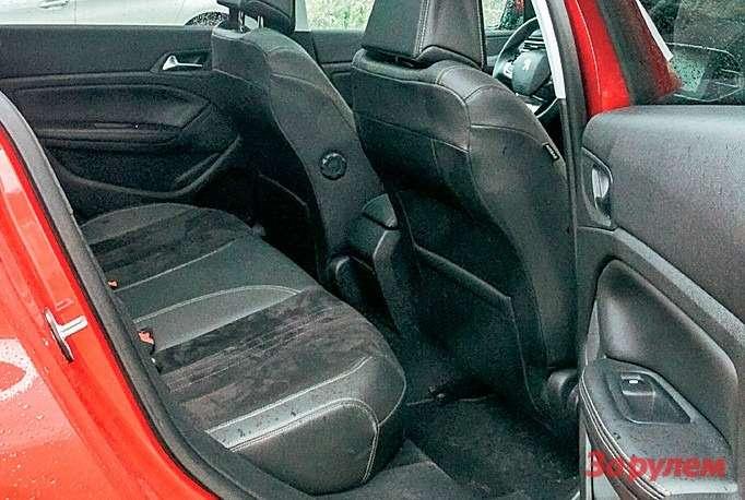 Совсем другой Peugeot 308— фото 263836